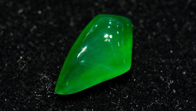 Mason Kay: Imperial-quality jade.